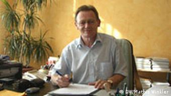 Braunaus Bürgermeister Gerhard Skiba