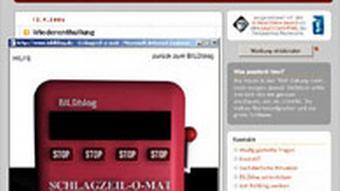 Screenshot BILDblog.de