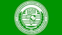 Logo der afrikanischen Intergovermental Development Angency IGAD, 2006