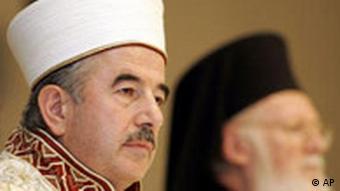 Türkei Ali Bardakoglu zu Papst Rede in Regensburg