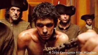 Сцена из фильма Парфюмер.