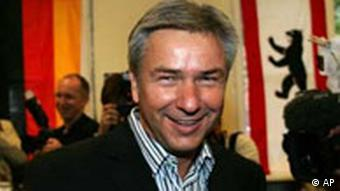 Бургомистр Берлина Клаус Воверайт