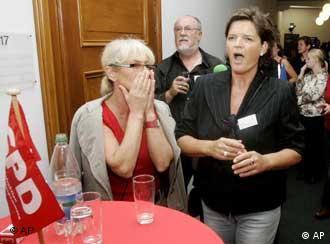 Estupor de socialdemócratas alemanes ante ingreso de neonazis a Parlamento de Mecklenburgo Antepomerania.