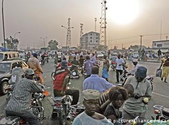 Port Harcourt, the oil and gas capital of Nigeria