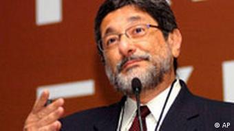 Bolivien Gas Petrobras Chef Sergio Gabrielli
