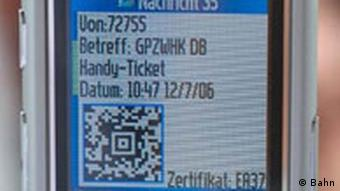 Handy-Ticket