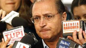 Brasilien Wahlen Geraldo Alckmin