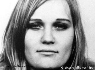 RAF-Terroristin Brigitte Mohnhaupt