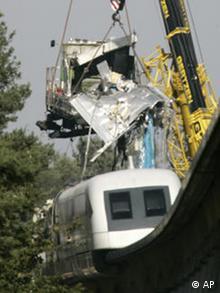 Transrapid-Unfall