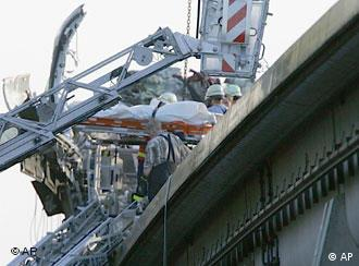 Human error is though to have been the cause of the crash