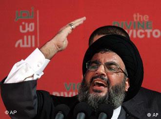 حسن نصرالله، رهبر حزب الله لبنان