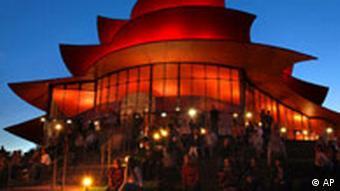 BdT Hans Otto Theater in Potsdam eröffnet