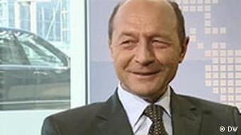 Präsident Traian Basescu