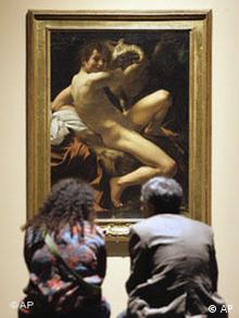 Ausstellung Caravaggio in Düsseldorf