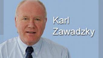 Grafik für Kommentar Karl Zawadzky