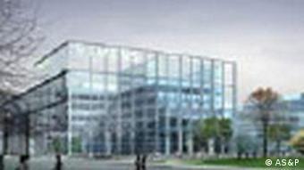 AS&P Siemens Centre Schanghai
