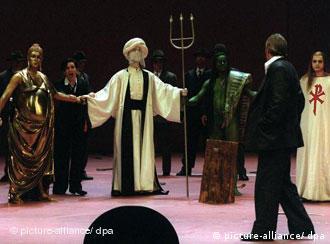 A public uproar brought Idomeneo back to the Deutsche Oper's stage