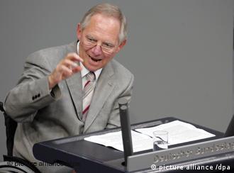 Schäuble, ministro del Interior: Alemania, de los países más seguros del mundo