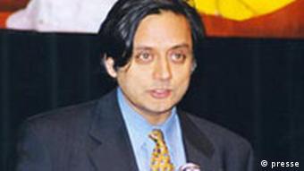 Shashi Tharoor Schriftsteller