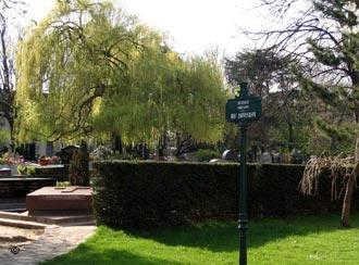 Cemitério do Père Lachaise: uma das maiores áreas verdes de Paris
