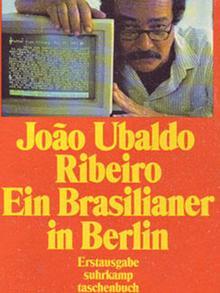 Buchcover Ein Brasilianer in Berlin