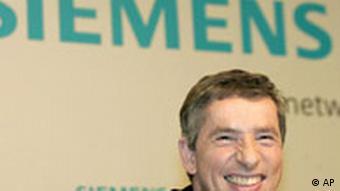 Siemens BenQ Klaus Kleinfeld