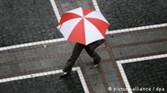 Nicht ohne Regenschirm.. BdT