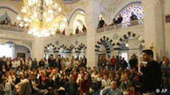 BdT Tag der Offenen Moschee
