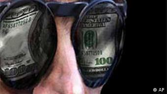 Korruption - Symbolbild
