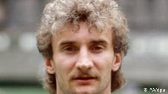 Ex-Germany player and coach Rudi Völler
