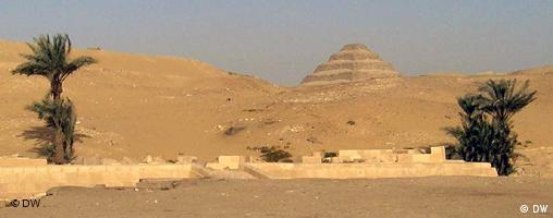 Saqqara - Großbild