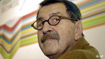 German writer Guenter Grass