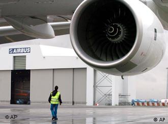 An airbus engine