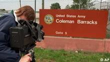 US-Armee soll Terrorverdächtige festgehalten haben