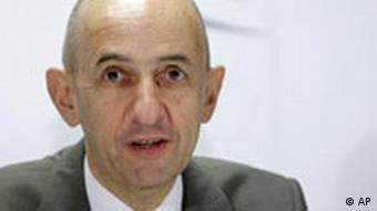 New EADS co-CEO Louis Gallois