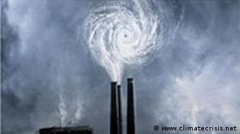 Filmplakat zu Al Gores Film über die globale Erwärmung. Deutscher Titel: 'Eine unangenehme Wahrheit', Quelle. climatecrisis.net