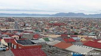 Township bei Kapstadt (Foto: Alexander Goebel)