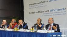 Internationale Konferenz, Freiheit und Islam - Ein Widerspruch?