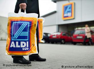 ALDI, one of the largest retail chains worldwide