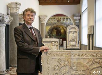 Dyrektor muzeum Arne Effenberger preferuje klasyczną prezentację bogatych zbiorów.