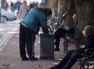 8 процентов населения Германии принадлежит к числу новых бедных