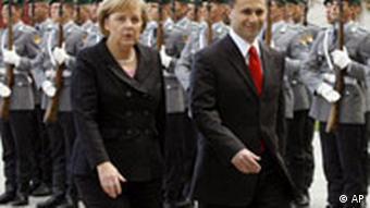 Nikola Gruewski in Deutschland