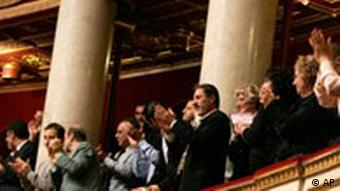 Frankreich Türkei Nationalversammlung Paris Armenier Völkermord Gesetz
