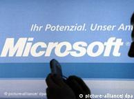 Microsoft kann bislang nicht mithalten, Quelle: AP