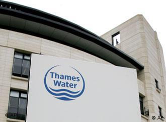 Thames Water vona privatizacija
