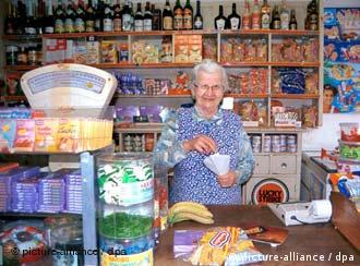 Mom and pop shops