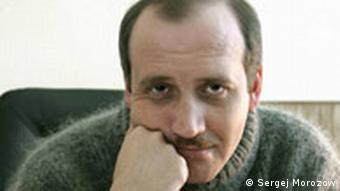 Portrait von Sergej Sokolow (Foto: DW)