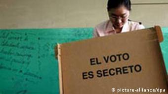 Panama-Kanal, Abstimmung