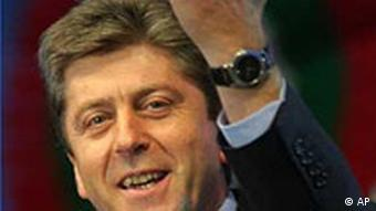 Bulgarien Präsidentschaftswahlen, Georgi Parwanow
