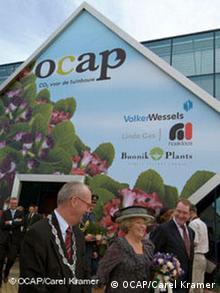 OCAP Königin Beatrix